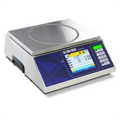 Bench scale with touch screen display 12kg/2g & 30kg/5g