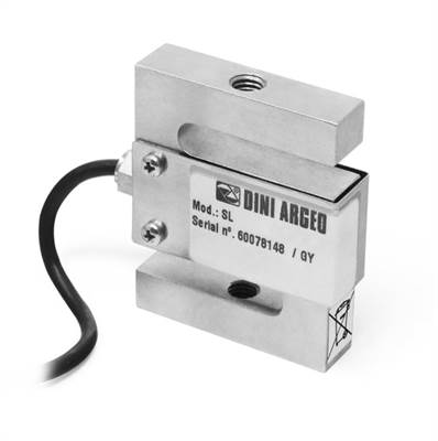 Load cell SL 300kg for tension and compression. IP67.