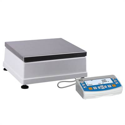 Precision balances 35kg/0,1g, internal calibration. OIML verified class II.