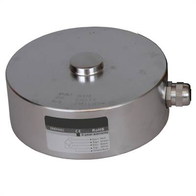 Load cell 10 ton. Compression. IP 68 Stainless