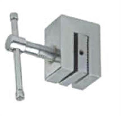 1-jaw-clamp for tension and fracture tests to 5 kN, 2 pieces
