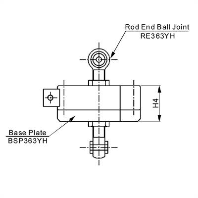Buy Kit which makes VZ363-50ton to a tension load cell