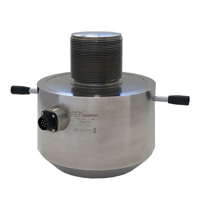 Load cell KAL 2000kN (2MN), class 0.5 ISO 376.