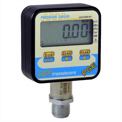 Digital pressure gauge PGE 700 bar