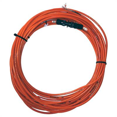 Cable 2+20m, IP68 MIL spare part from DTW to weighing indicator.