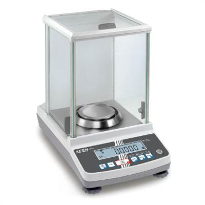 Analytical balance Kern ABJ 320g/1mg. Verified M.