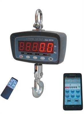 Crane Scale 100,00kg/0,05kg with bluetooth for Android APP