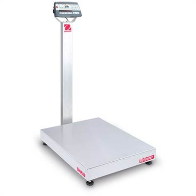 Defender 5000 D52P Ohaus, 60kg/5g & 150kg/10g, 600x800 mm. With column.