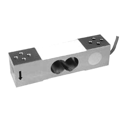 Load cell 100 kg. Single point. Aluminium. OIML approved.