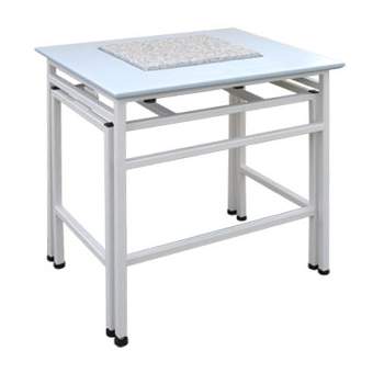 Antivibration table mild steel. Radwag.