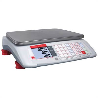 Retail scale Ohaus 3kg/1g OIML, verified M. Without tower.