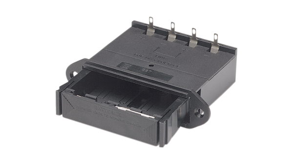 Battery holder for Dini crane scales, remote display etc.