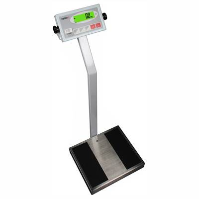 Personal Scale 200,0/0,1kg. With rechargeable battery. MDD approved class III