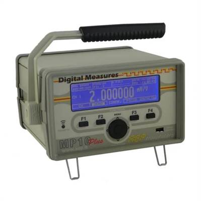 10 channels laboratory digital indicator, 2.000.000 divisiona