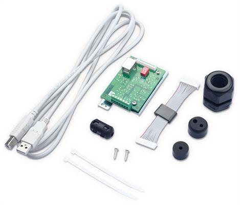 2nd RS232/RS485/USB Kit for TD52