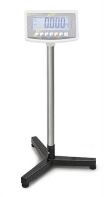 Stand to elevate Kern display device, height of stand approx 750 mm