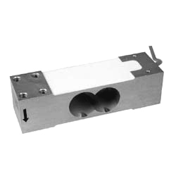 Load cell 300 kg. Single point. Aluminum. OIML approved.
