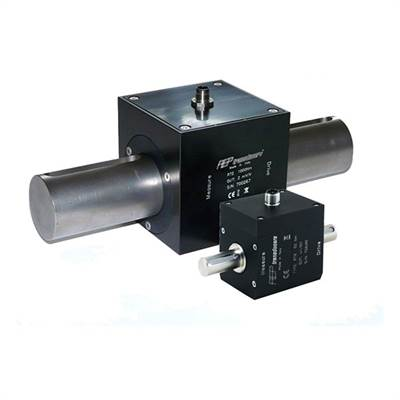 Rotating torque transducers RT8 10Nm ±10Vdc