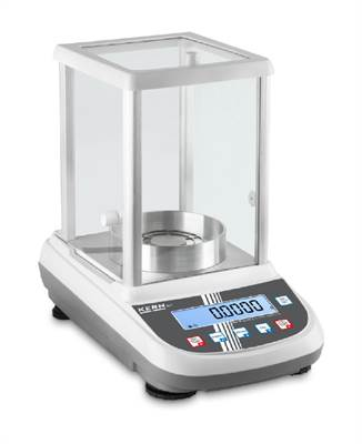 Analytical balance Kern ALJ 82g/0,01mg & 220g/0,1mg