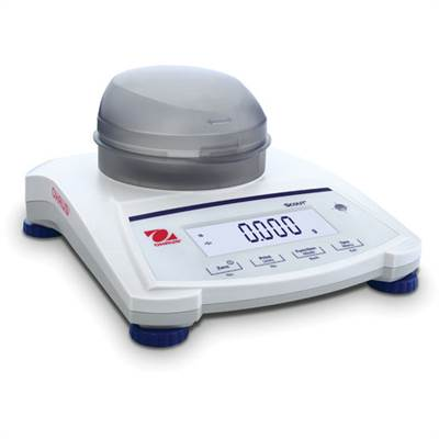 Precision scale for weighing jewelry. Ohaus Scout SJX. 64g/0,001g