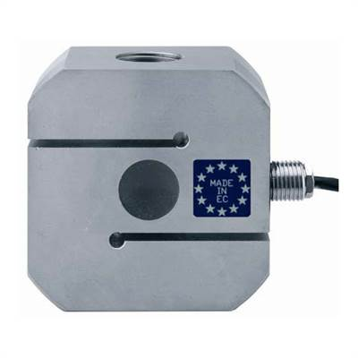 Load cell 10 tonne. OIML C3. S-model for tension and compression.