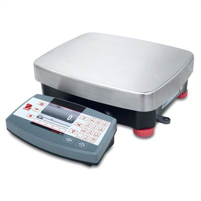 Bench Scale The best-in-class 35kg/1g Ohaus Ranger 7000, VERIFIED, 377x311mm, Int Cal.