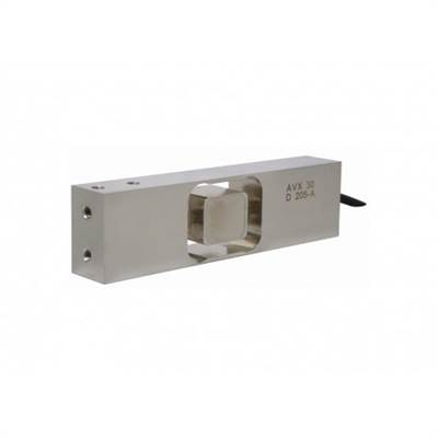 Load cell AVX 15kg C3. Single point. Stainless steel.