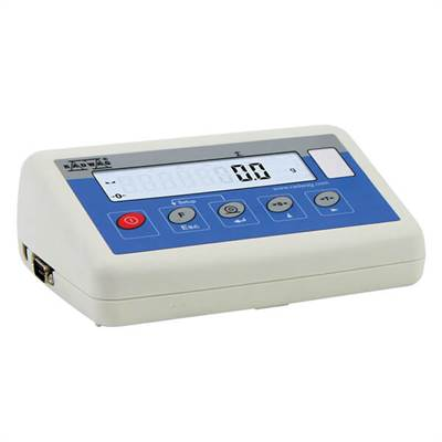 Weighing indicator for WLC, WPT etc