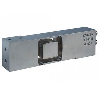 Digital single point load cell DVX-C checkweigher 30kg. 8 pins. Stainless steel IP69K.