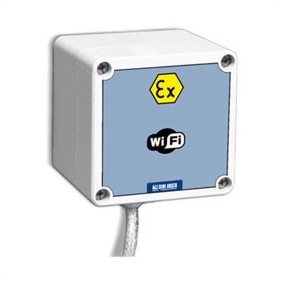 WIFI interface box for ATEX 2 and 22 zones