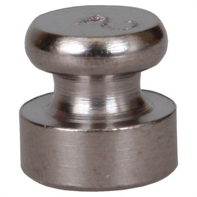Chromeplated Iron weight. Accuracy M1. 2 g.