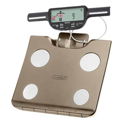 Tanita Personal scale, fat, muscle, bone, water, 150,0/0,1kg