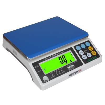 Bench scale 15kg/0,5g