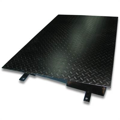 Ramp 1250 mm for VE, painted steel