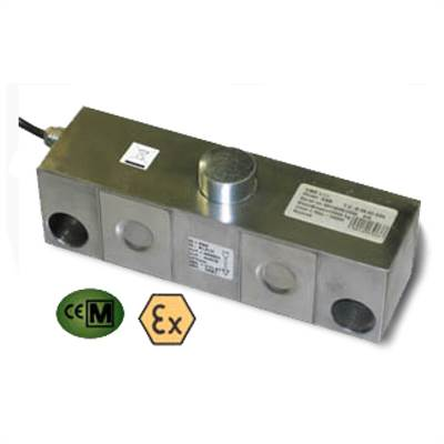 Load cell 10 tonne double ended shear beam stainless, OIML