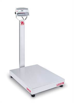 Defender 5000 D52XW Ohaus, 60kg/20g & 150kg/50g, 600x800 mm. With column, Verified M.
