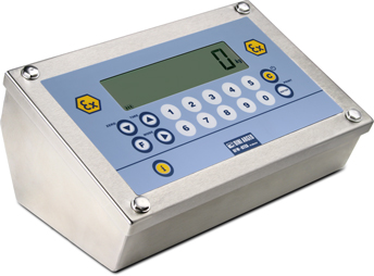 Atex Weighing indicator IP68 stainless. ATEX 2 and 22 ZONES