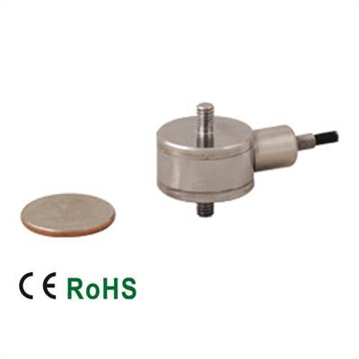 Load cell 247BSWM subminiature 5Klb. IP66. Stainless.