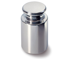 Calibration weight 50g F1 stainless in plastic box incl certificate.