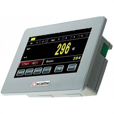 "External 4""3 Color Touch screen for PMESWT weighing module"