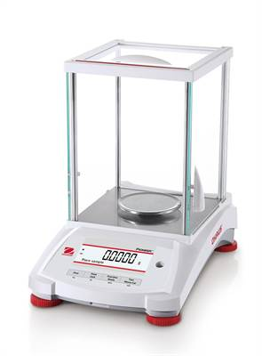Precision balance Ohaus Pioneer PX 120g/0,1mg. Int. Cal.