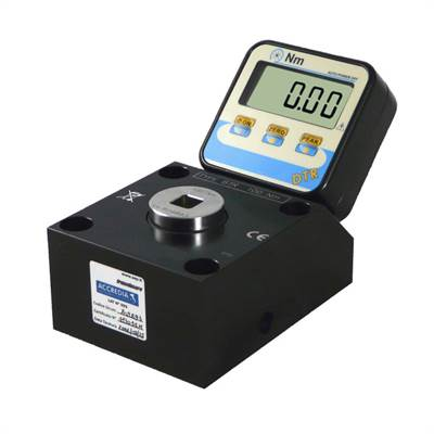 Digital torque meter 1000Nm, USB, in case