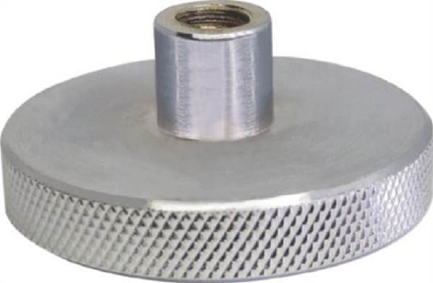 Pressure disc for compression tests to 5 kN