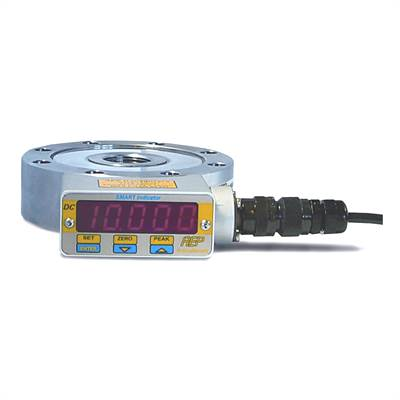 Load cell 50t with built in display incl. contact and 5m cable